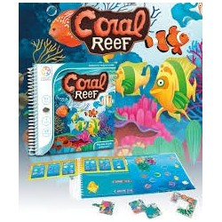 Travel Game - Coral Reef