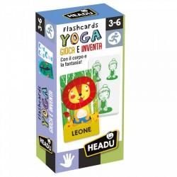 Flashcards Yoga