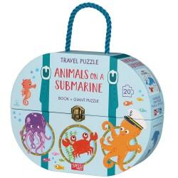 Animals on a Submarine