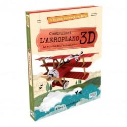 Costruisci L'AEROPLANO 3D