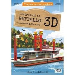 Costruisci IL BATTELLO 3D