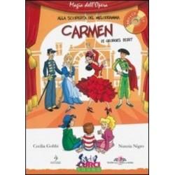Carmen di Georges Bizet....