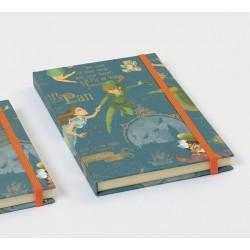 Notebook pocket 9x13 Peter Pan