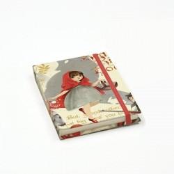 Notebook pocket 12x17...