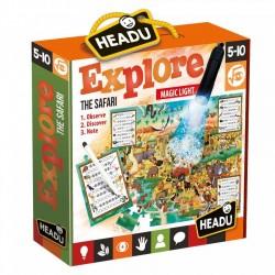 Explore - The Safari