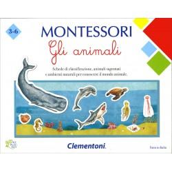 Montessori -Gli Animali