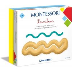 Montessori - Prescrittura