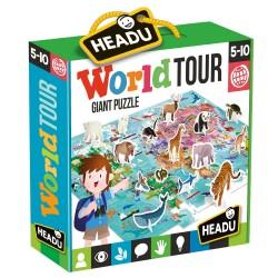World Tour - Giant Puzzle