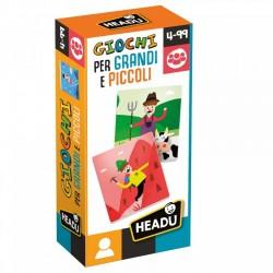 Giochi per Grandi e Piccoli