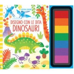 Disegno con le Dita Dinosauri