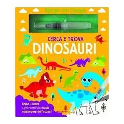 Cerca e Trova Dinosauri