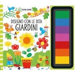 Disegno con le Dita Giardini